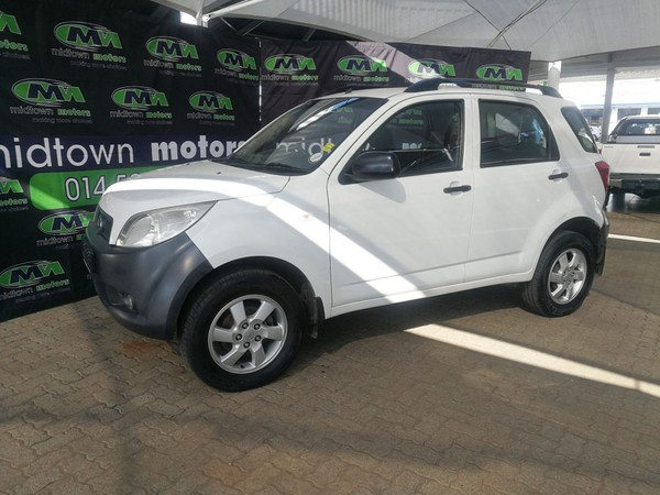 2008 Daihatsu Terios  North West Province Rustenburg_0