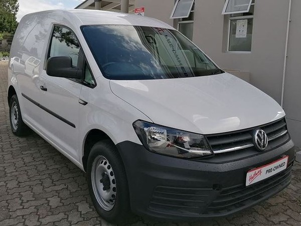 2015 Volkswagen Caddy 2.0TDi 81KW FC PV Western Cape George_0