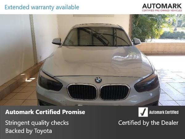 2016 BMW 1 Series 120i 5DR Auto f20 Kwazulu Natal Pongola_0