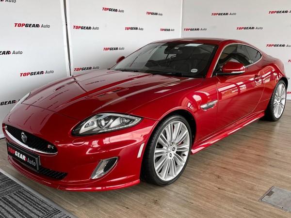 2012 Jaguar XK Xkr 5.0 Coupe  Gauteng Bryanston_0