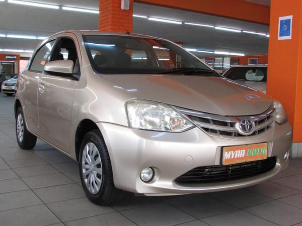 2015 Toyota Etios 1.5 Xs 5dr  Western Cape Cape Town_0