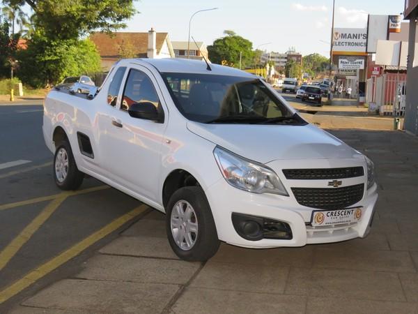 2013 Chevrolet Corsa Utility 1.4 Ac Pu Sc  Kwazulu Natal Pietermaritzburg_0