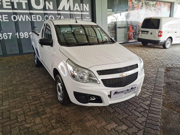 2017 Chevrolet Corsa Utility 1.4 Ac Pu Sc  Eastern Cape Port Elizabeth_0