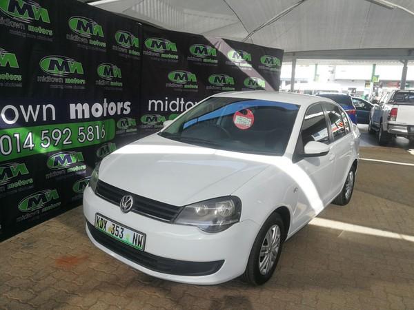 2014 Volkswagen Polo Vivo 1.6 Trendline North West Province Rustenburg_0