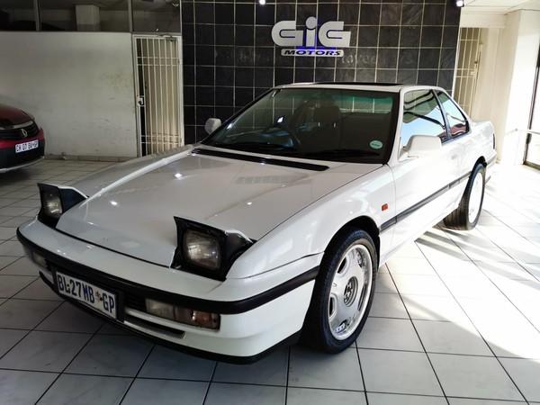 1991 Honda Prelude Ac  Gauteng Edenvale_0