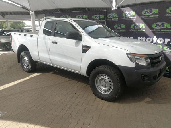 2012 Ford Ranger 2.2tdci Xl Pu Supcab  North West Province Rustenburg_0