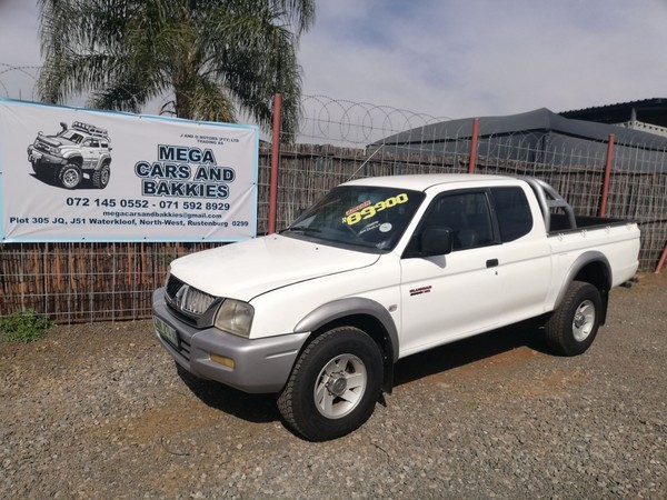 2007 Mitsubishi Colt V6 North West Province Rustenburg_0
