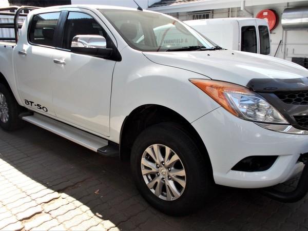 2014 Mazda BT-50 2.2 TDi Hpower SLE Bakkie Double cab Gauteng Pretoria North_0