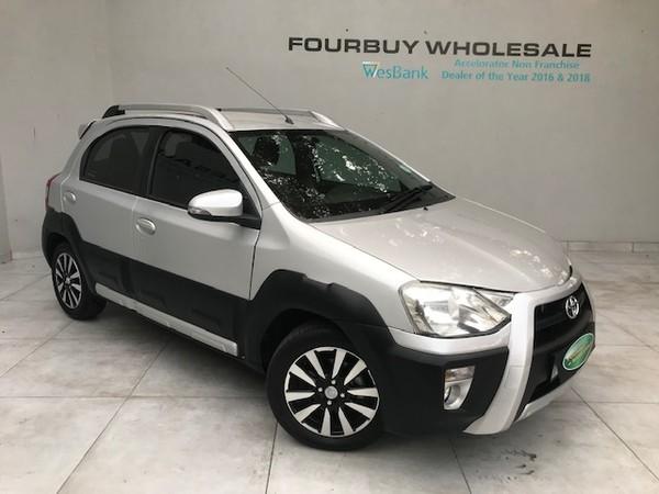 2016 Toyota Etios Cross 1.5 Xs 5Dr Gauteng Four Ways_0