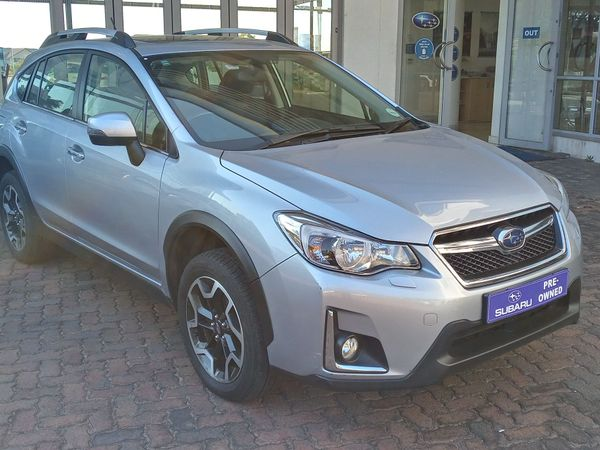2017 Subaru XV 2.0i CVT Gauteng Randburg_0