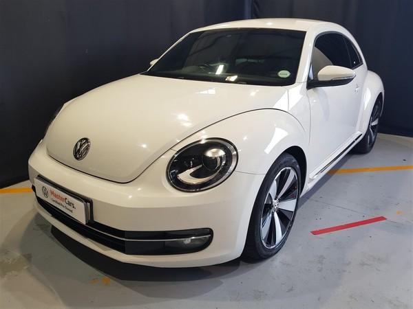 2012 Volkswagen Beetle 1.2 Tsi Design  Kwazulu Natal Hillcrest_0