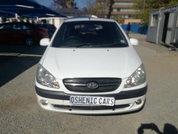 2009 Hyundai Getz 1.4  Gauteng Kempton Park_0