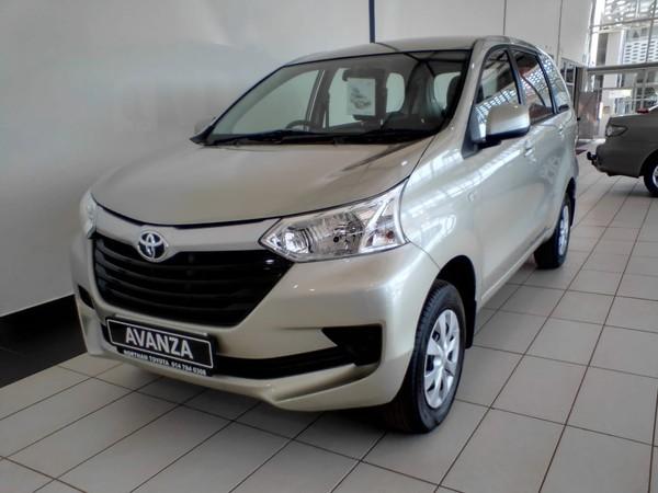 2020 Toyota Avanza 1.5 SX Limpopo Northam_0