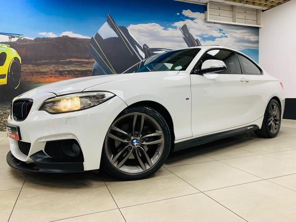 2015 BMW 2 Series 220D M Sport Auto Gauteng Benoni_0