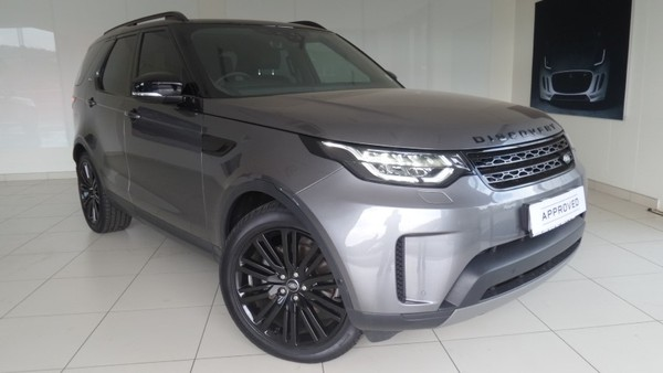 2020 Land Rover Discovery 3.0 TD6 SE Gauteng Roodepoort_0