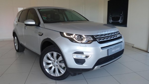 2016 Land Rover Discovery Sport Sport 2.2 SD4 HSE LUX Gauteng Roodepoort_0