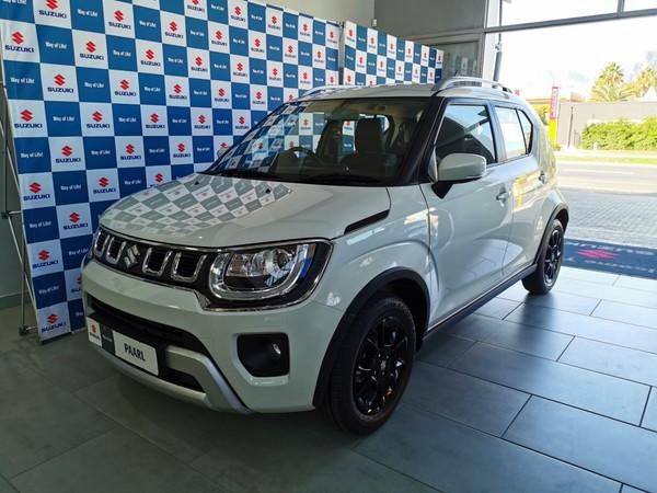2020 Suzuki Ignis 1.2 GLX AMT Western Cape Paarl_0
