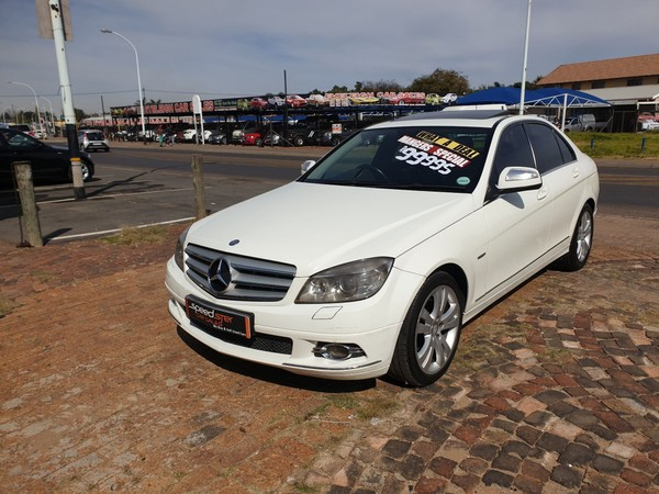 2008 Mercedes-Benz C-Class C280 Avantgarde At  Gauteng Boksburg_0