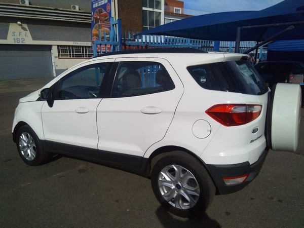 2015 Ford EcoSport 1.5TD Trend Gauteng Johannesburg_0
