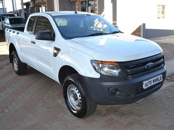 2015 Ford Ranger 2.2tdci Xl Pu Supcab  North West Province Klerksdorp_0