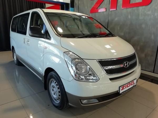 2009 Hyundai H1 Gls 2.4 Cvvt Wagon  Gauteng Kempton Park_0