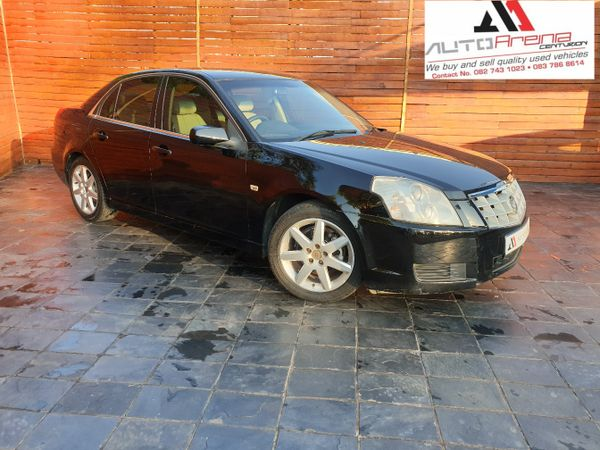 2007 Cadillac Bls 2.0t At  Gauteng Centurion_0