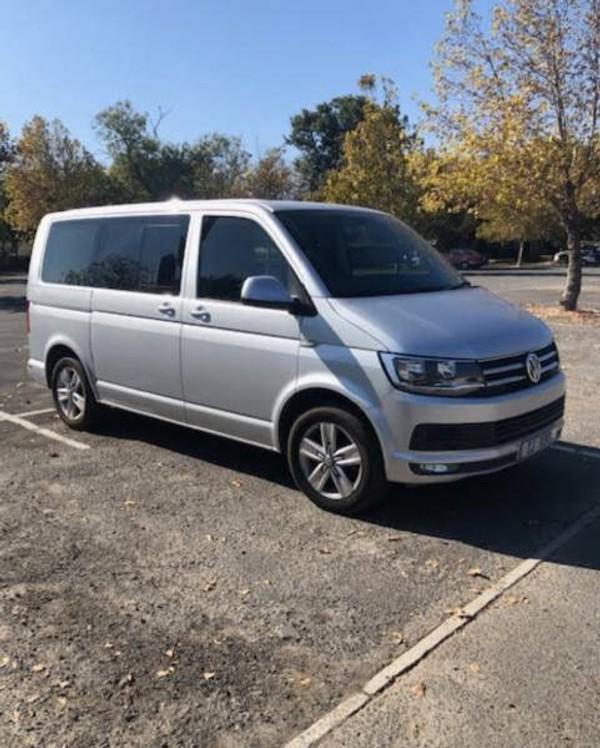 2016 Volkswagen Kombi 2.0 TDi DSG 103kw Comfortline Western Cape Paarl_0