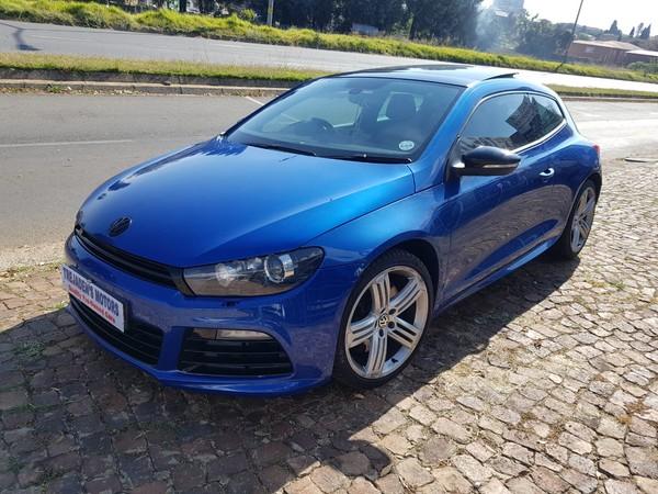 2012 Volkswagen Scirocco 2.0 Tsi R Dsg 188kw  Gauteng Kempton Park_0