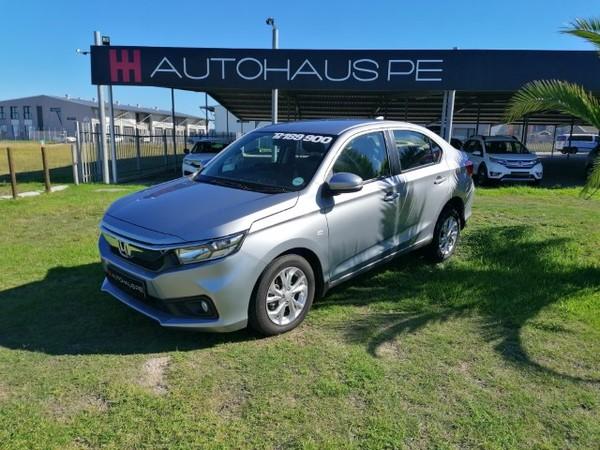 2019 Honda Amaze 1.2 Comfort Eastern Cape Port Elizabeth_0
