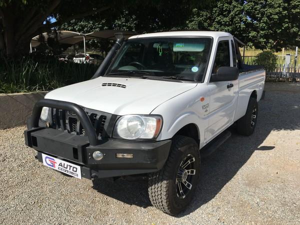 2015 Mahindra Scorpio 2.2 CRDe mHAWK Single cab bakkie Mpumalanga White River_0