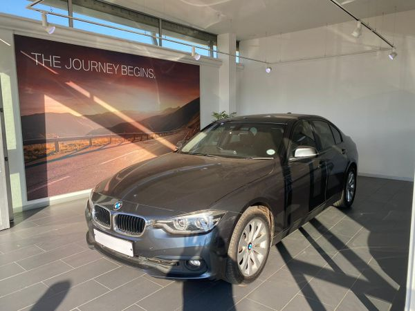 2016 BMW 3 Series 318i Auto Gauteng Brakpan_0
