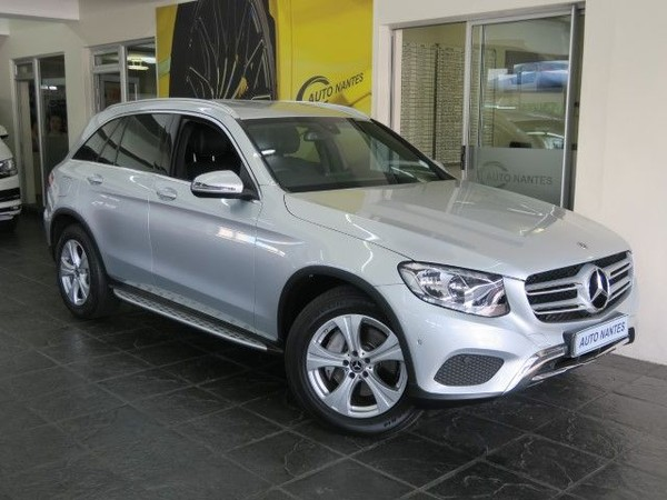 2017 Mercedes-Benz GLC 220d Off Road Western Cape Paarl_0