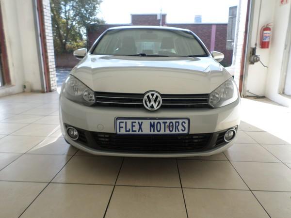 2011 Volkswagen Golf Vi 1.4 Tsi Comfortline  Gauteng Johannesburg_0