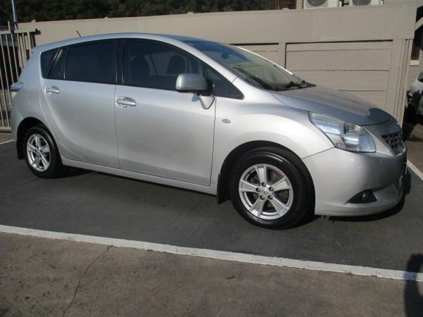 2010 Toyota Verso 2.0 D-4d TX 6 Speed Kwazulu Natal Durban_0