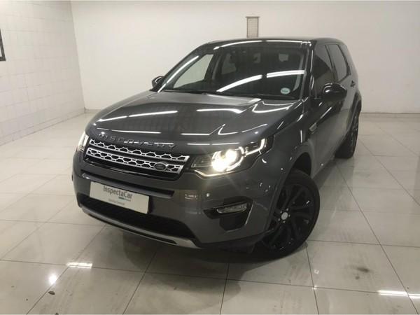 2017 Land Rover Discovery Sport Sport 2.0 Si4 HSE Gauteng Pretoria_0