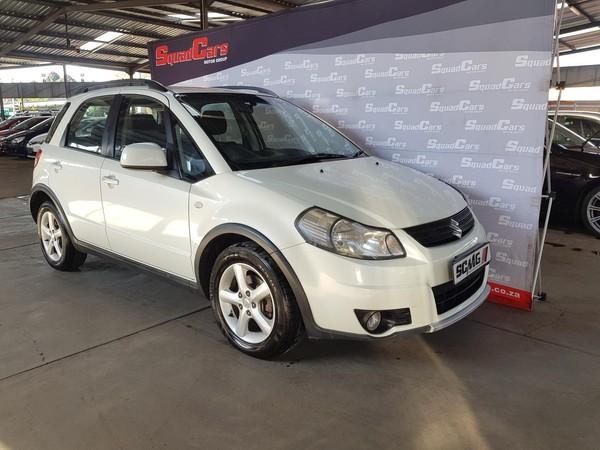 2009 Suzuki SX4 2.0  Gauteng Pretoria_0