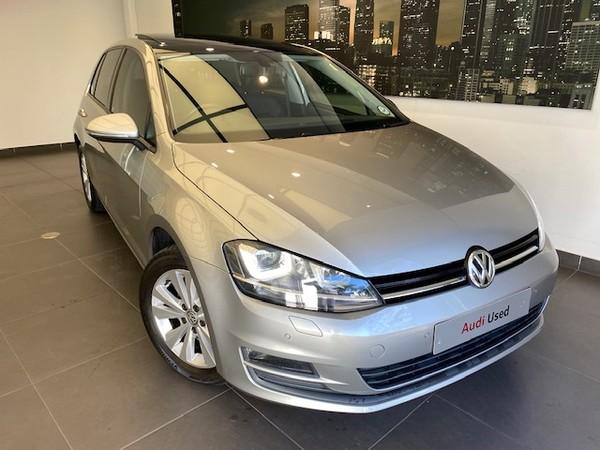 2015 Volkswagen Golf Vii 2.0 Tdi Comfortline  Free State Bloemfontein_0