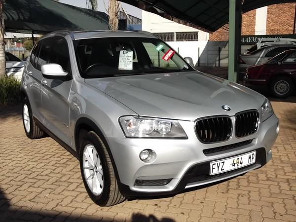 2013 BMW X3 Xdrive20d At  Gauteng Centurion_0