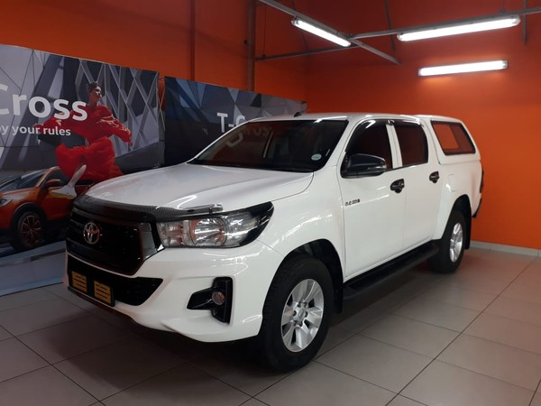2020 Toyota Hilux 2.4 GD-6 RB SRX Auto Double Cab Bakkie Kwazulu Natal Durban_0