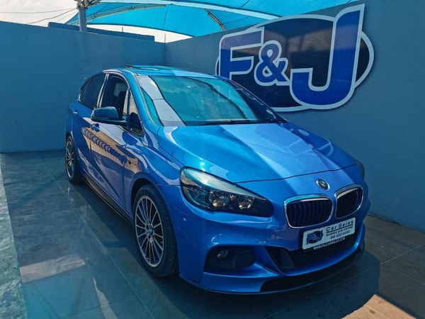 2015 BMW 2 Series 220d Active Tourer Auto Gauteng Vereeniging_0