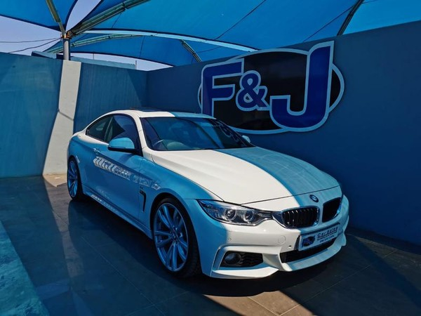 2014 BMW 4 Series 428i Coupe Auto Gauteng Vereeniging_0