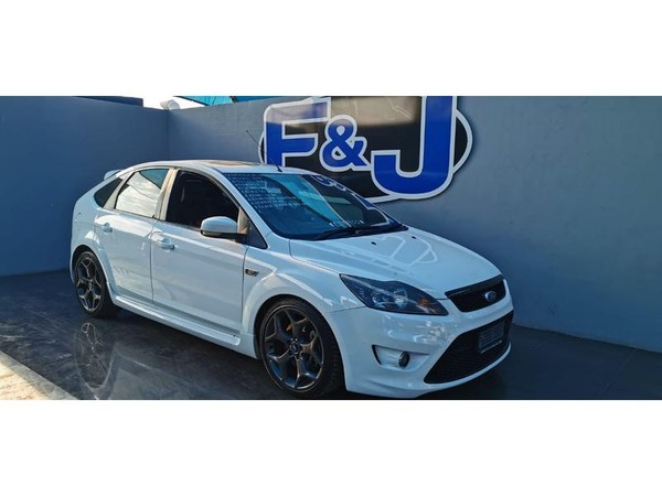 2011 Ford Focus 2.5 St 5dr  Gauteng Vereeniging_0