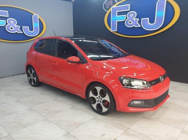 2014 Volkswagen Polo Gti 1.4tsi Dsg  Gauteng Vereeniging_0