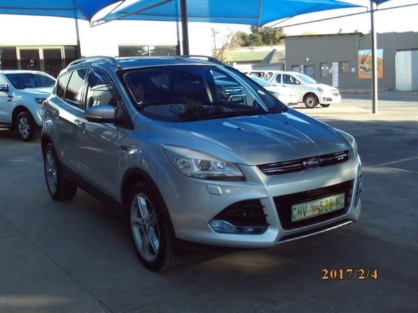 2013 Ford Kuga 1.6 Ecoboost Titanium AWD Auto Northern Cape Kuruman_0