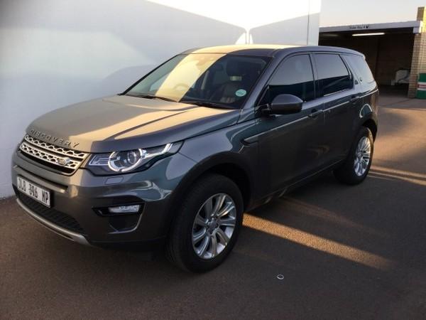 2017 Land Rover Discovery Sport Sport 2.2 SD4 HSE Gauteng Pretoria_0