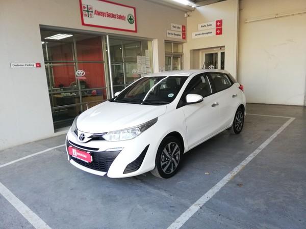 2019 Toyota Yaris 1.5 Xs CVT 5-Door Western Cape Swellendam_0