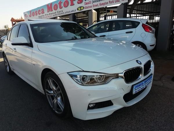 2018 BMW 3 Series 318i M Sport Auto Gauteng Kempton Park_0