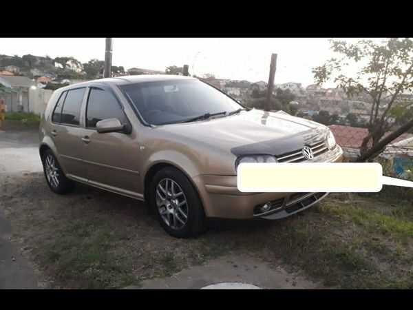 2001 Volkswagen Golf Gti 2.0t Fsi  Kwazulu Natal New Germany_0