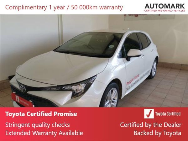 2019 Toyota Corolla 1.2T XS 5-Door Kwazulu Natal Pongola_0