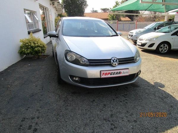 2011 Volkswagen Golf Vi 1.4 Tsi Comfortline  Gauteng Bryanston_0